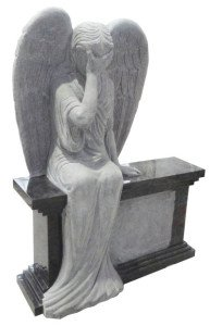 Weeping Angel Bench